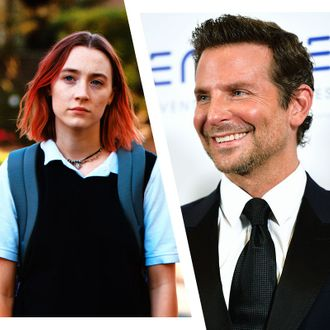 Lady Bird, Bradley Cooper.
