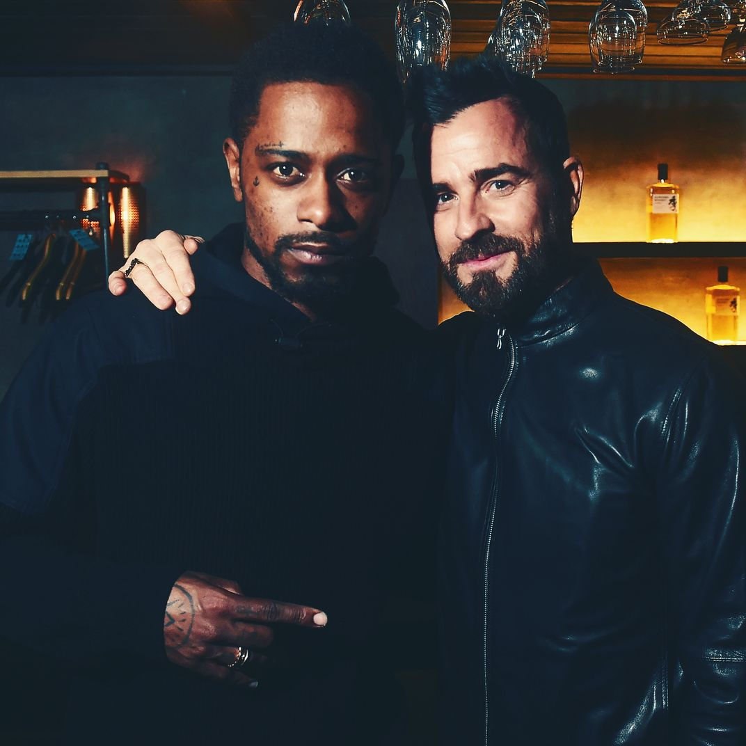 Lakeith Stanfield, Justin Theroux.