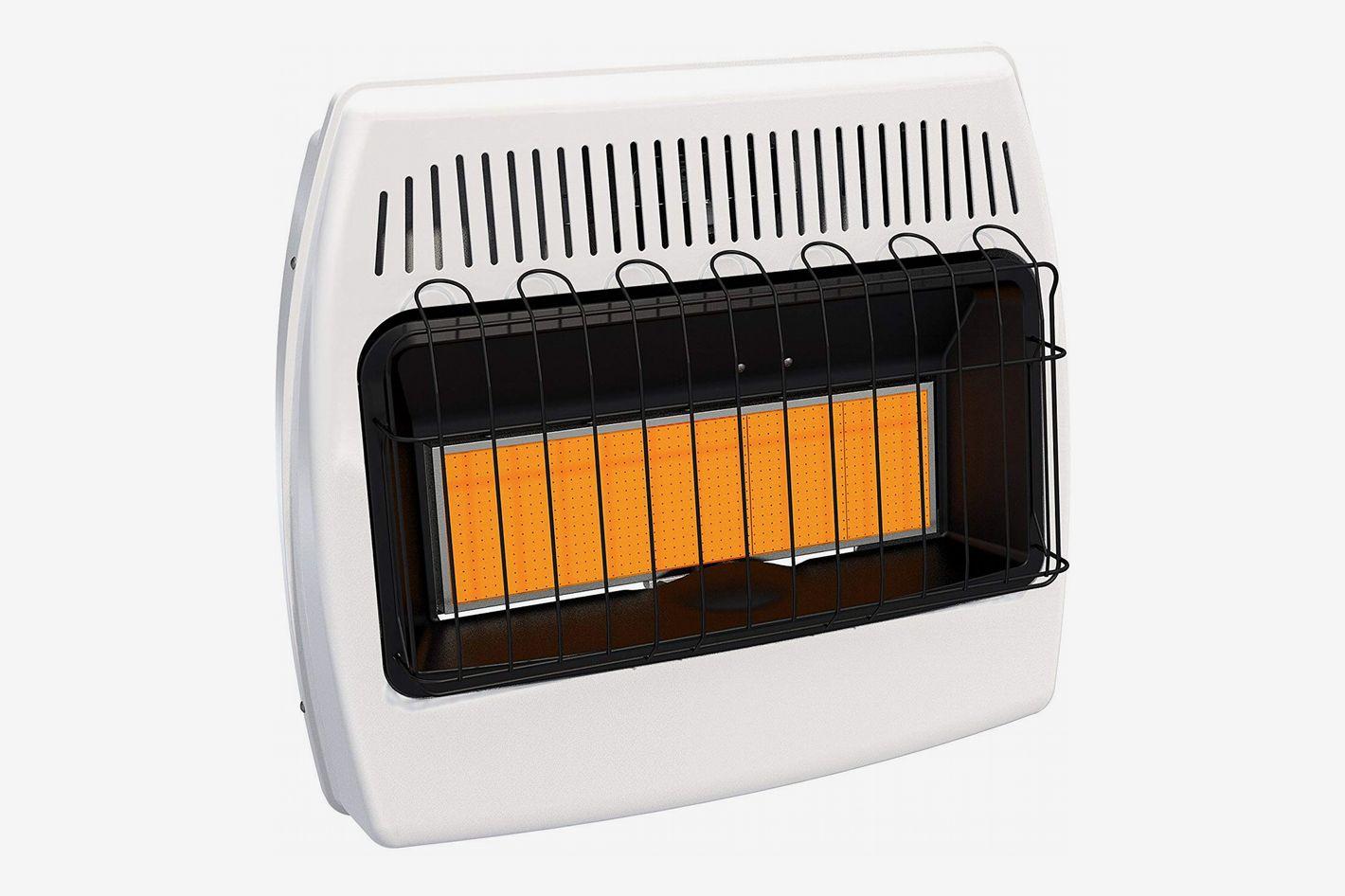 Dyna-Glo Liquid Propane Infrared Vent-Free Wall Heater