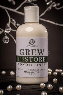 Grew by M.E. 8 OZ Grew Restoring Conditioner