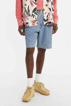 Levi's Premium Men's Marine Carpenter Denim Shorts