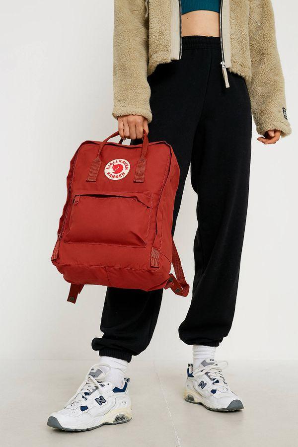 Fjallraven Kanken Autumn Leaf Backpack