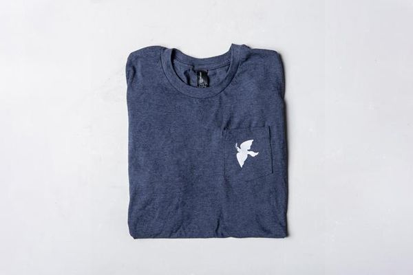 La Colombe Dove Pocket T-Shirt