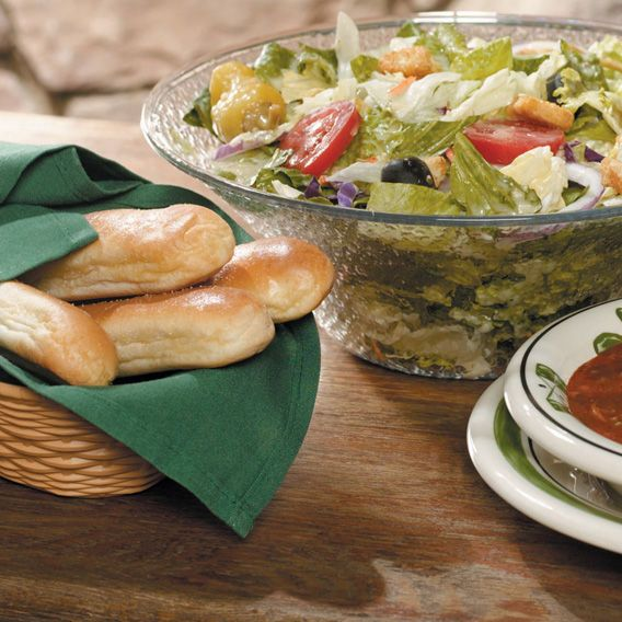 Corporate Executives Defend Olive Garden's Unlimited