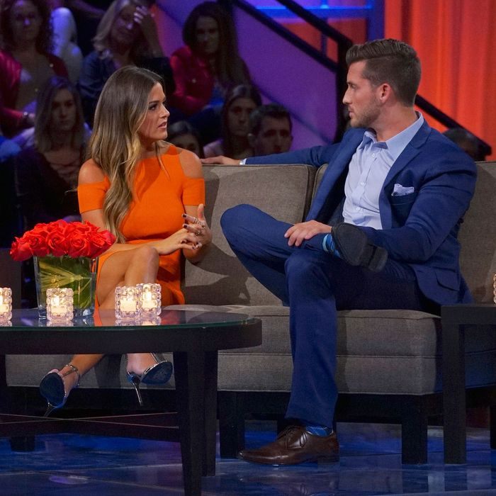 CHRIS HARRISON, JOJO FLETCHER, CHASE MCNARY