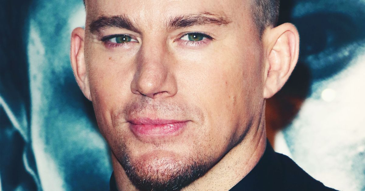 Well, Well, Well, Channing Tatum Is Now on Raya