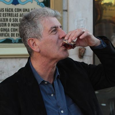 Anthony Bourdain Adds 'Media Mogul' to His Ever-Expanding Résumé