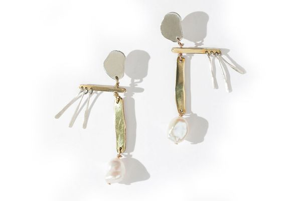 Faris Mobile Earrings