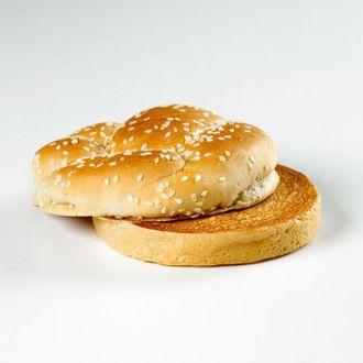 Arbys Vegetarian Sandwich