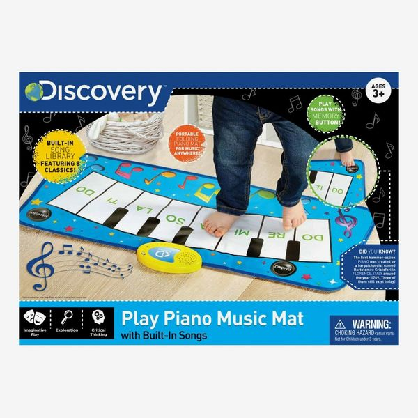 Discovery Toy Piano Music Set