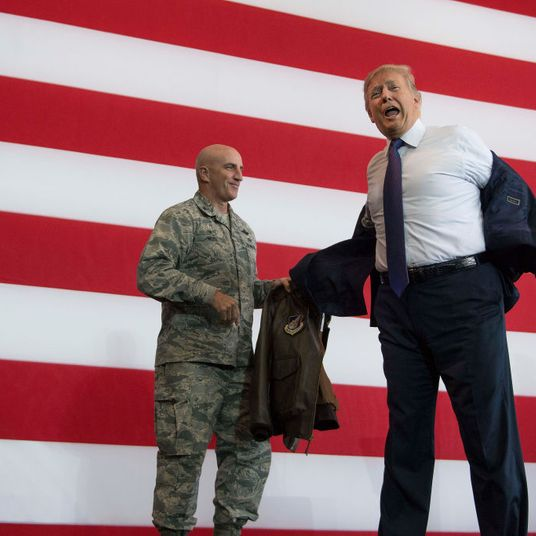 Trump Taxes New York State: Def Sec To White House: Stop Politicizing The Military