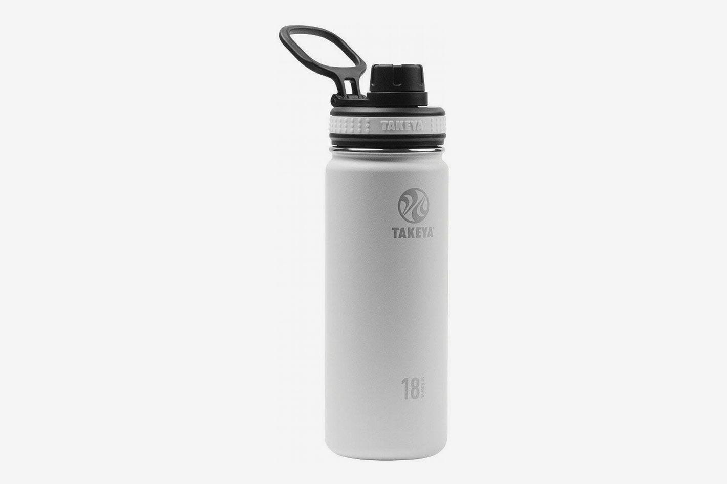 takeya originals vacuum insulated stainless steel water bottle