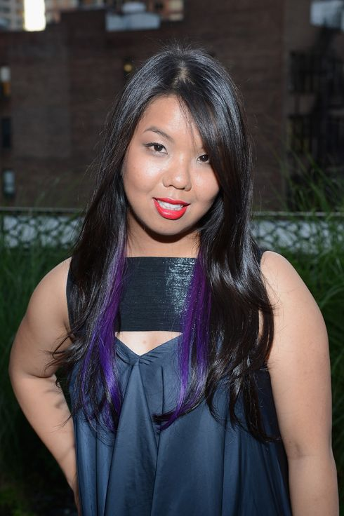 Diane Tsui attends the New York Magazine's The Cut: Launch Event at NoMad Hotel Rooftop on September 5, 2012 in New York City.