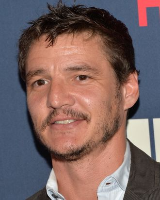 NEW YORK, NY - MAY 12: Pedro Pascal attends the New York premiere of