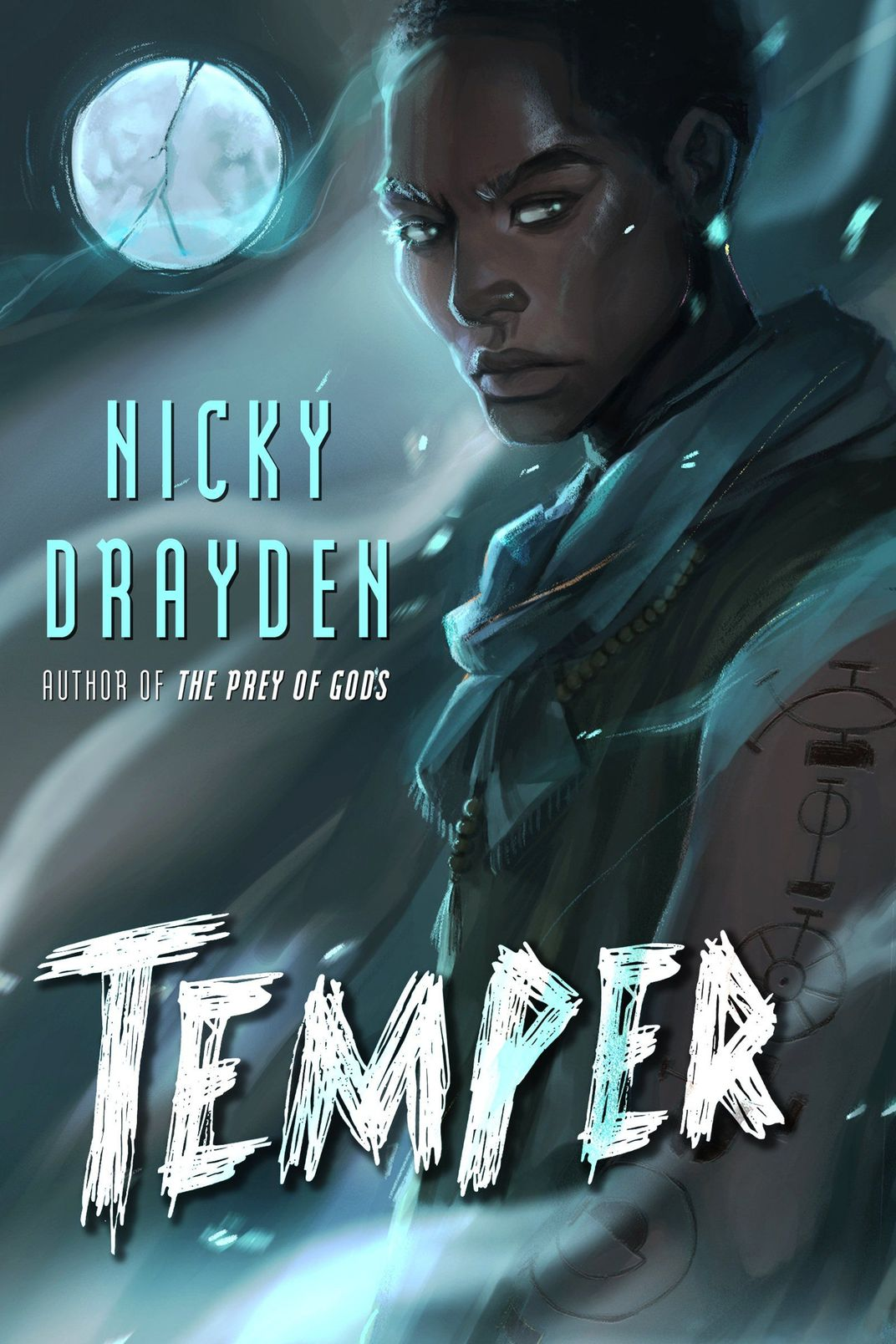 4. <em>Temper</em>, by Nicky Drayden