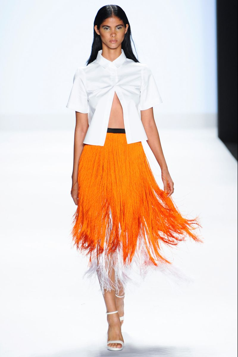 Project runway spring 2015 rtw the cut