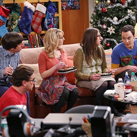 Big bang theory christmas gift ideas