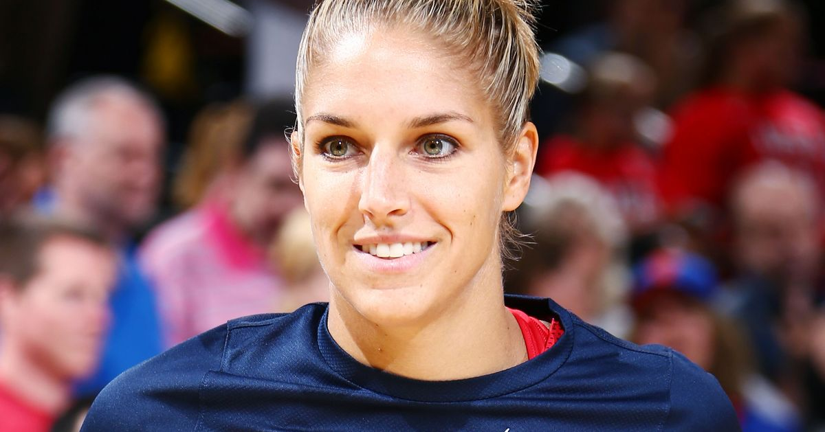 Basketball Star Elena Delle Donne Comes Out, Confirms Engagement