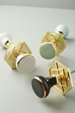 Anthropologie Ashley Doorknob