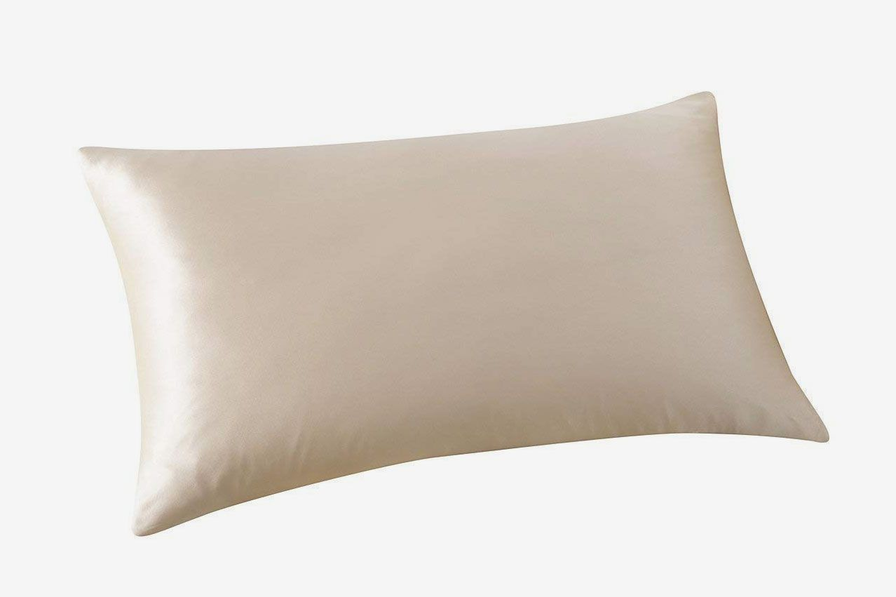 Alaska Bear Natural Silk Pillowcase — 19-momme