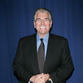 Mike Francesa attends the 7th annual Safe at Home gala at Pier Sixty at Chelsea Piers on November 13, 2009 in New York City.