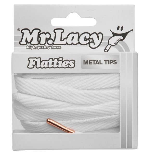 Mr Lacy Flatties with Metal Tips