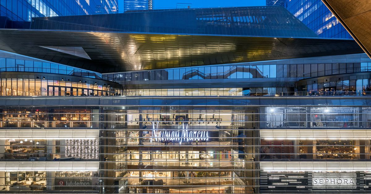 Is It Any Fun to Shop at New York's New Mega-Mall?