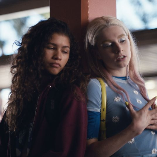 94645a29263 Euphoria Recap: A Very Narrow Window of Cool How long can this series churn  through shock value before it reaches its quota?
