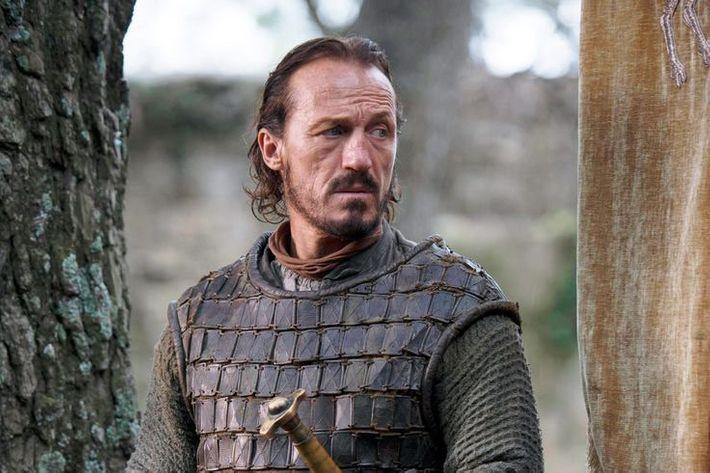 Jerome Flynn as Bronn.