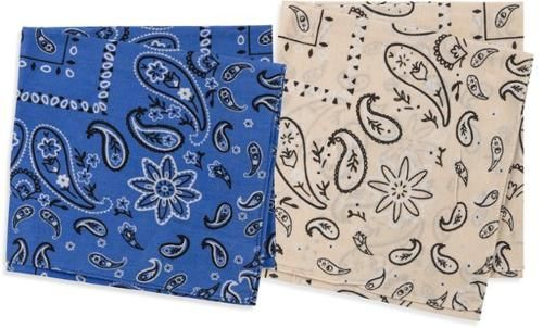 ExOfficio BugsAway Woven Bandana - Package of 2