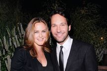 """NEW YORK, NY - AUGUST 22:  Actors Alicia Silverstone and Paul Rudd attend The Cinema Society & Altoids screening of The Weinstein Company's """"Our Idiot Brother"""" at 1 MiMA Tower on August 22, 2011 in New York City.  (Photo by Jamie McCarthy/Getty Images)"""