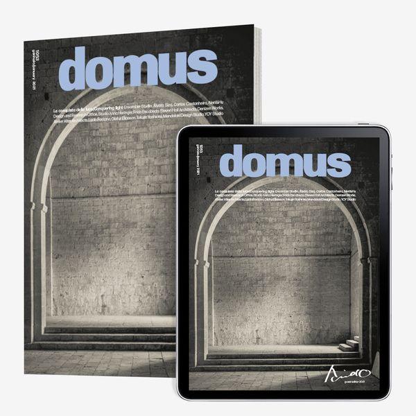 Domus print subscription (1 year)