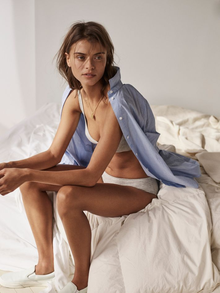 108fa0756a3375 Madewell Is Launching a Lingerie Line