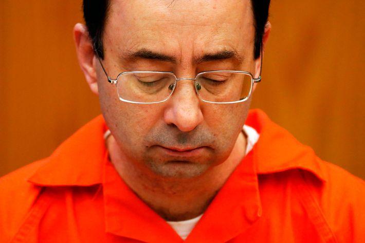 Dozens Allege Nassar Molested Them During FBI Investigation - photo#35