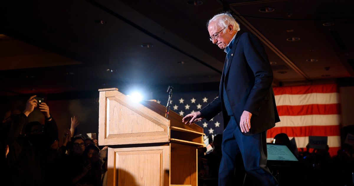 Bernie's Foreign Policy Is Too Moderate for D.C.'s Taste