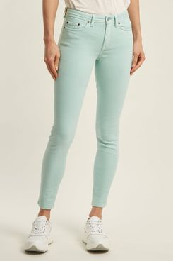 Acne Studios Climb High-Rise Skinny-Leg Jeans