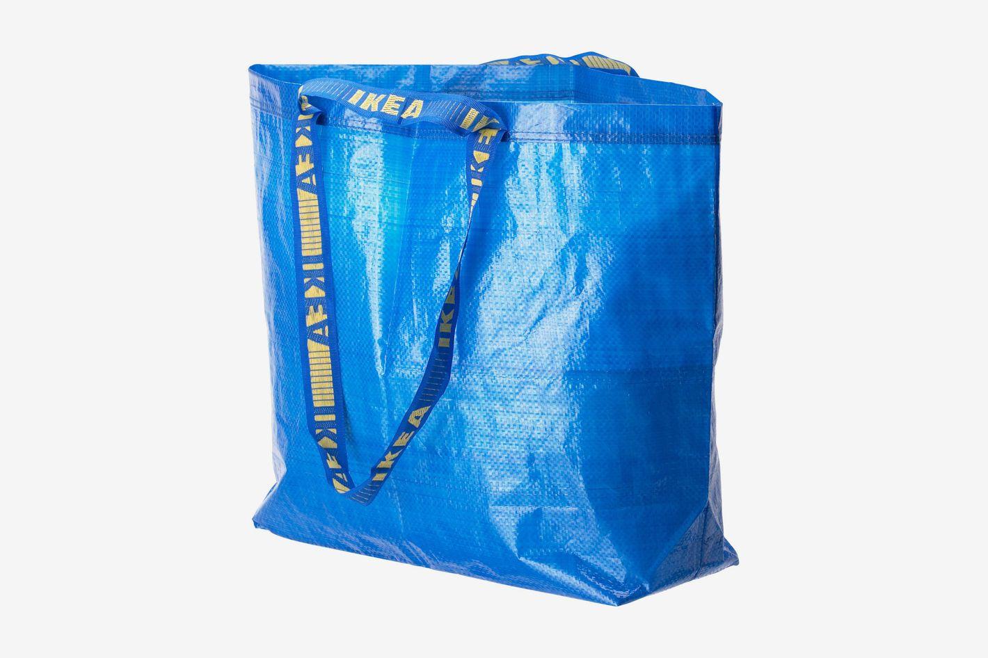 Ikea Frakta Shopping Bags, Set of 4