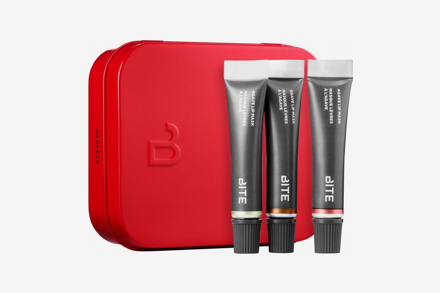 Bite Beauty Agave Treat Trio Mini Agave Lip Mask Set