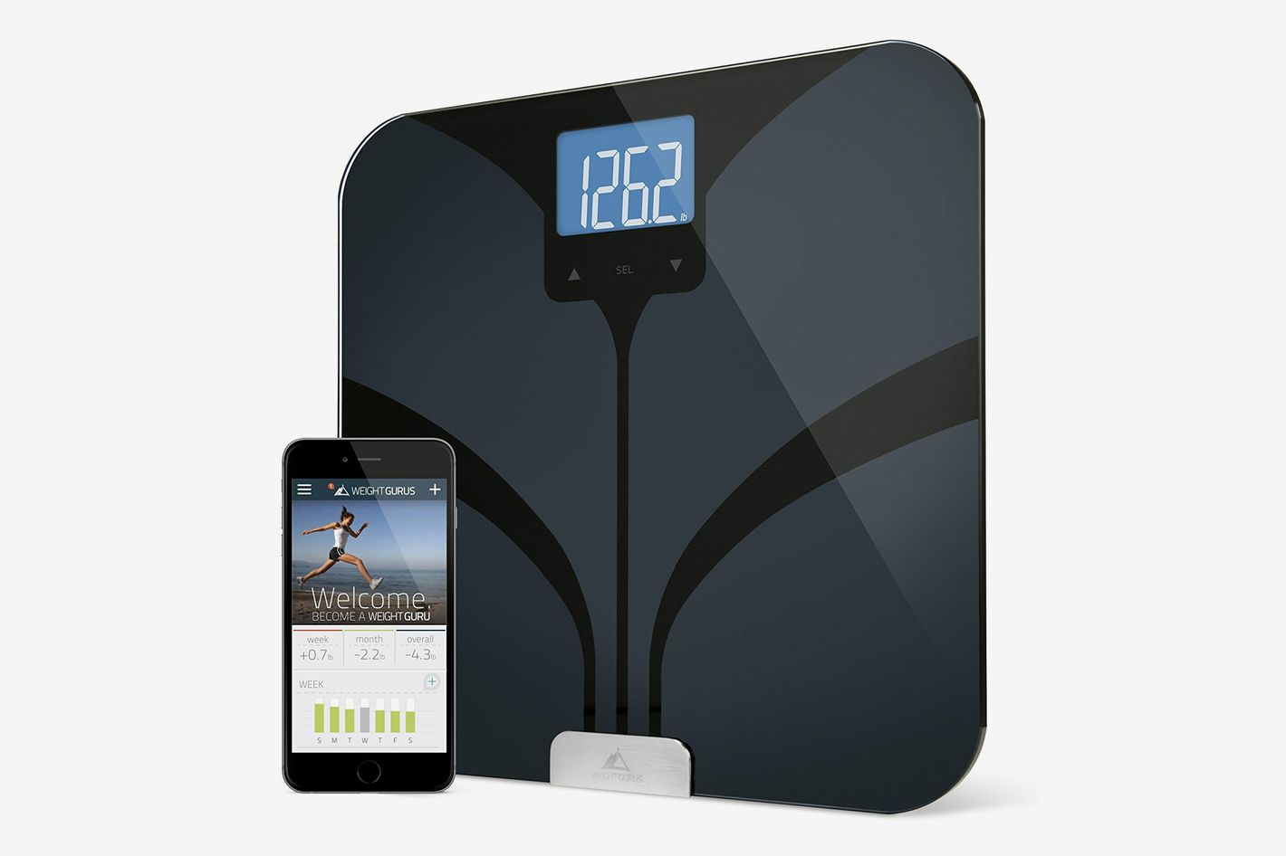 Best Bluetooth Bathroom Scale Smart Body Fat By Weight Gurus