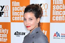 "NEW YORK, NY - OCTOBER 09:  Actress Gina Gershon attends the 49th annual New York Film Festival presentation of ""My Week With Marilyn"" at Alice Tully Hall, Lincoln Center on October 9, 2011 in New York City.  (Photo by Marc Stamas/Getty Images)"