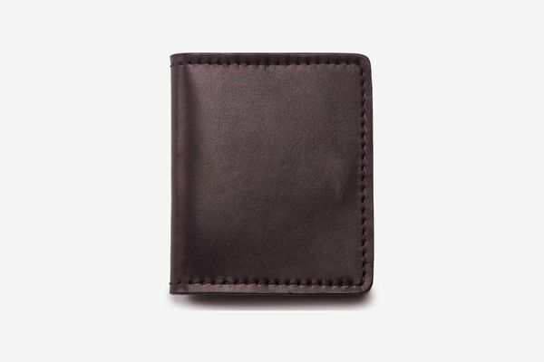 Feather Bifold Cash & Card Case