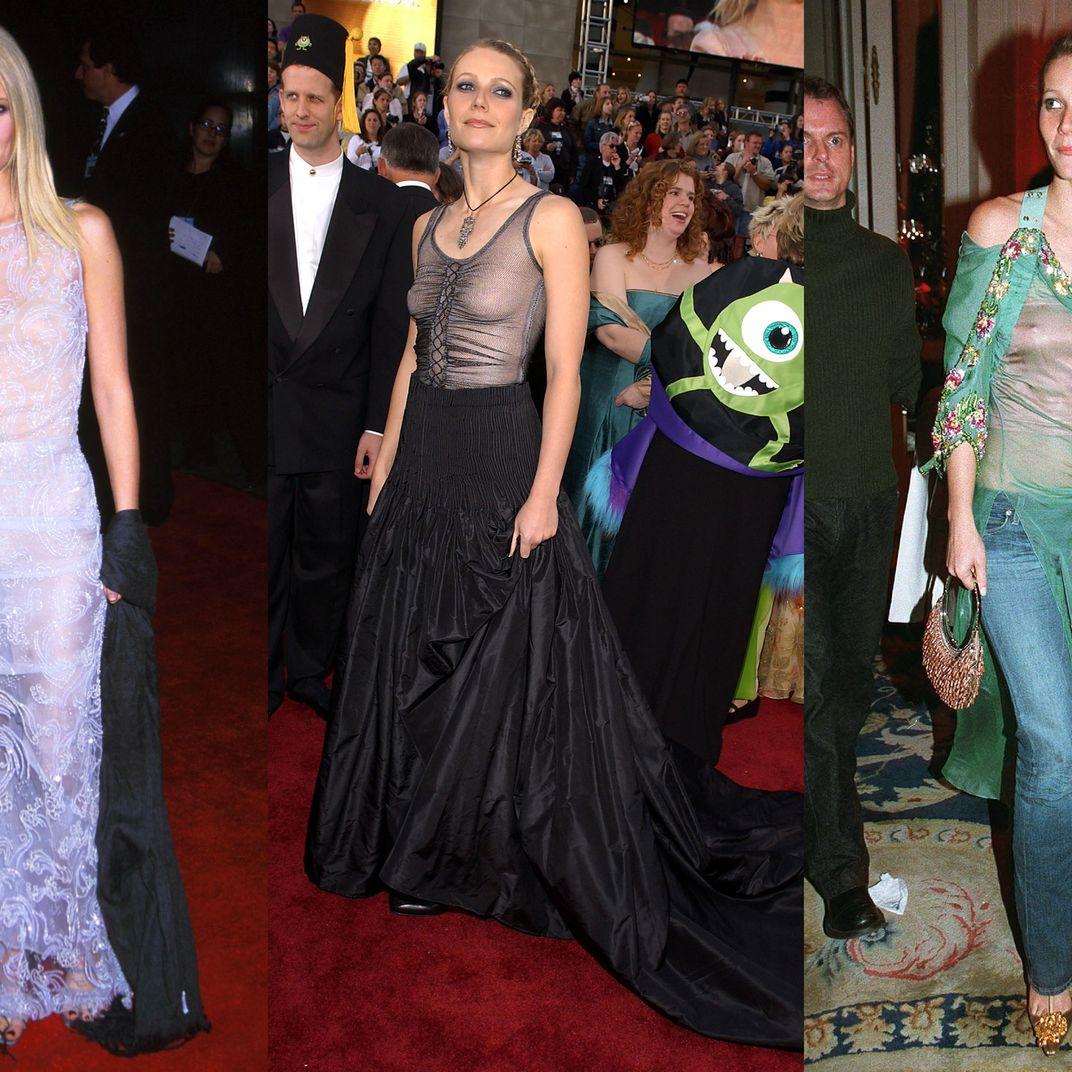 ecc82484ae62 The Evolution of Gwyneth Paltrow s Sometimes-Chic Style