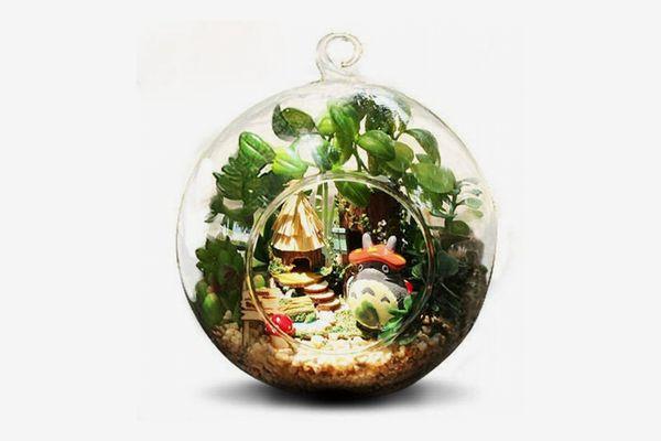 ZakkaMart DIY Totoro Terrarium Craft Kit