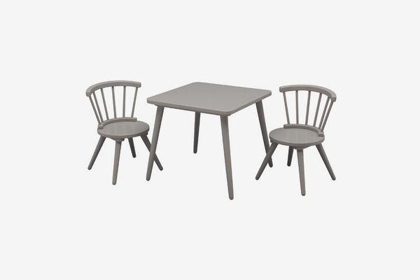 Nicklas Kids Windsor Writing Table and Chair Set