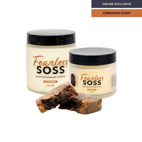 Fearless Beard Growth Essentials by SOSS