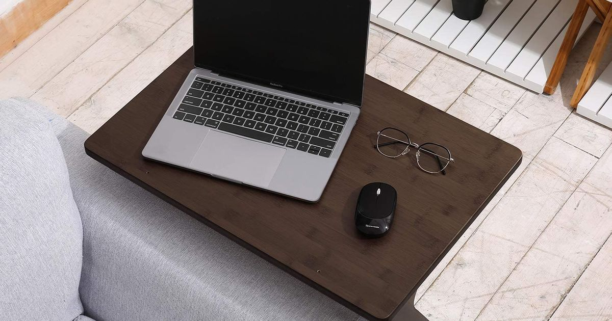 The Best Laptop Tables on Amazon, According to Reviewers
