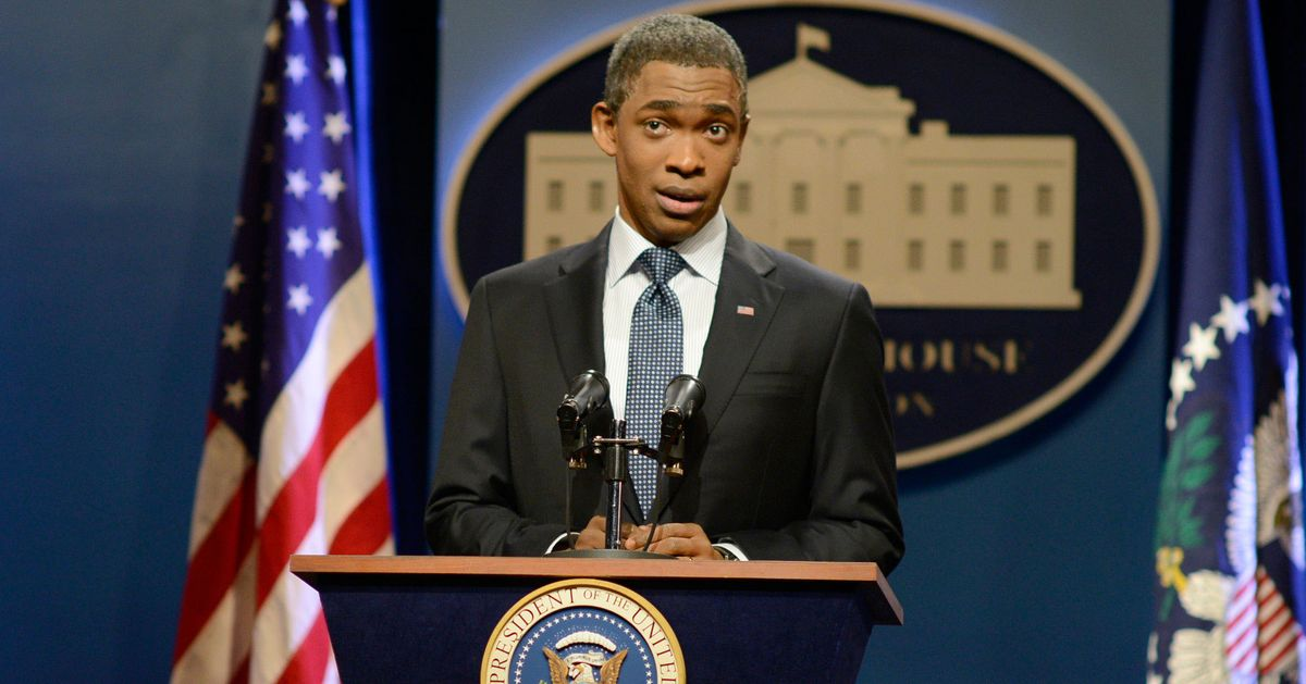 who plays barack obama on saturday night live