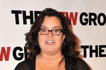 "Rosie O'Donnell attends The New Group's ""Women Behind Bars"" Reading at the Acorn Theatre on May 7, 2012 in New York City."