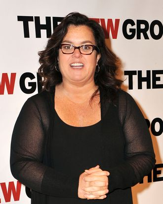 Rosie O'Donnell attends The New Group's