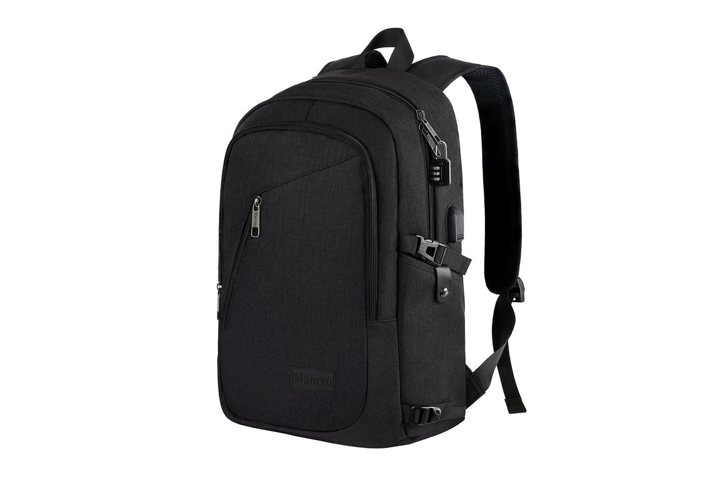 "Mancro Business Laptop Backpack (Fits Up to 17"" Laptop)"